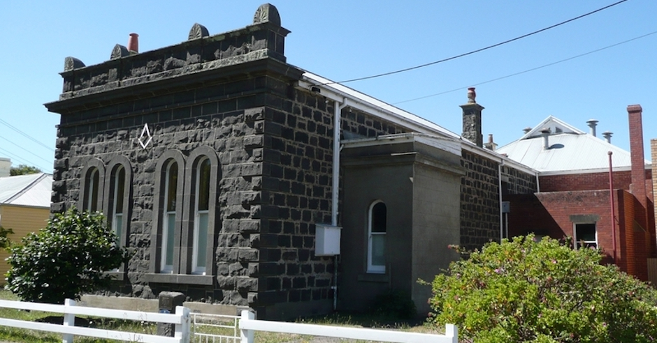 Camperdown Masonic Hall